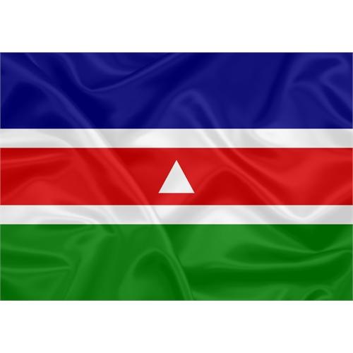 Artesanato Hipie ~ Bandeira de Juiz de Fora